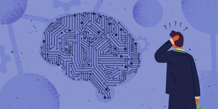 Visual of 5 common machine learning misunderstandings