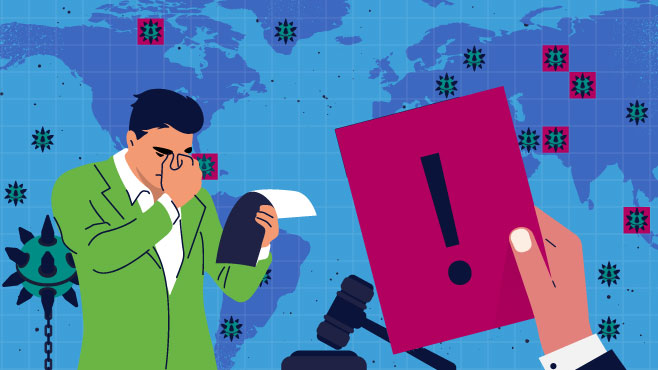 sanctions screening challenges are a minefield for banks and businesses