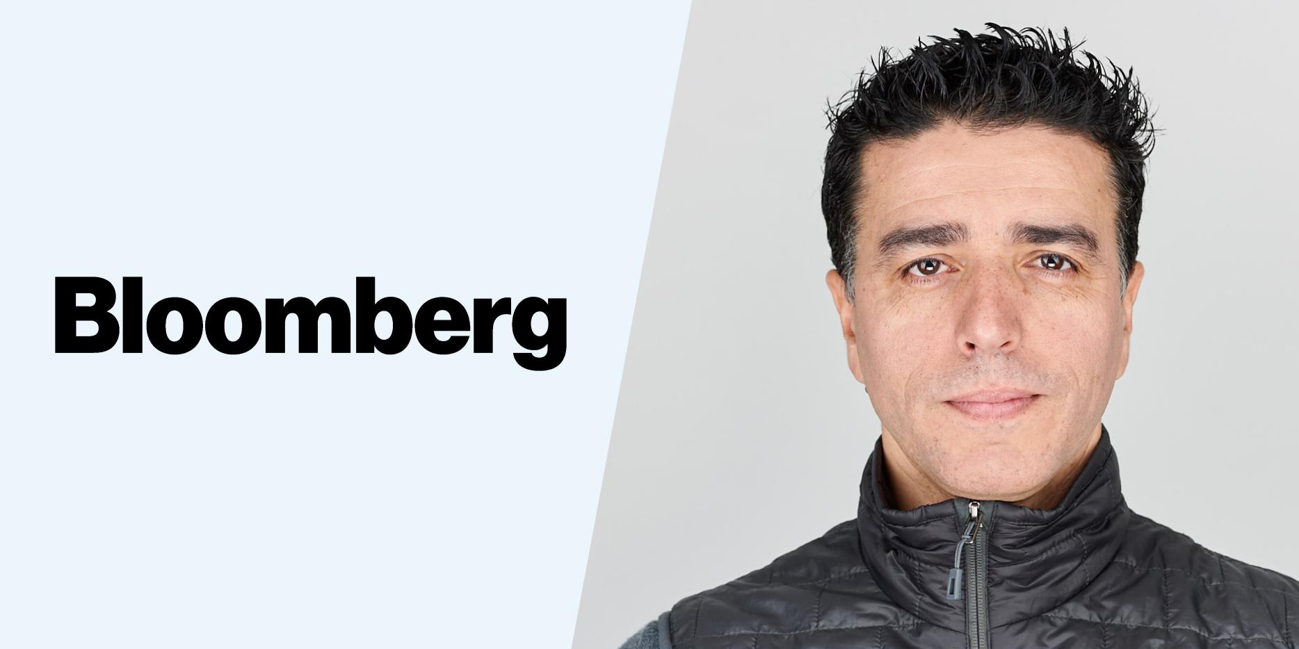 Feedzai CEO Nuno Sebastiao, Bloomberg TV interview